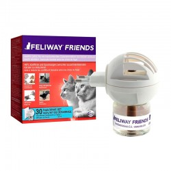 Feliway Friends Difusor+Recambio 48ml