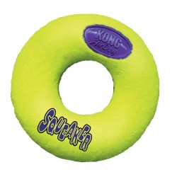 Kong Donut Air Dog Squeaker T-L